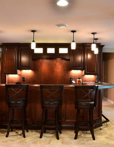 Man Cave Basement Bar | Basement Remodel