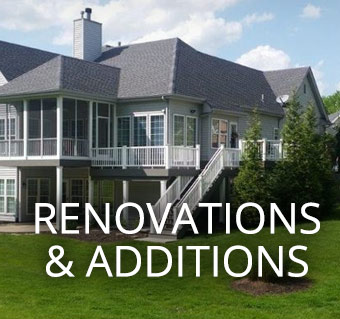 home renovations and additions