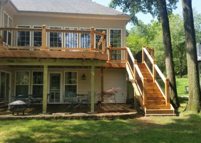 Deck Upgrade | Timbertech Legacy Decking | Eureka, MO